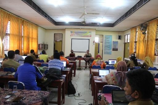 Tingkatkan Kompetensi Guru, SMAN 1 Seputihbanyak Rutin Lakukan Workshop