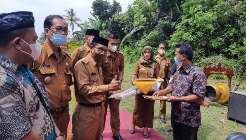 Lamteng Siap Sukseskan Sikomandan 2021, Peternakan Rakyat Jadi Sasaran Utama