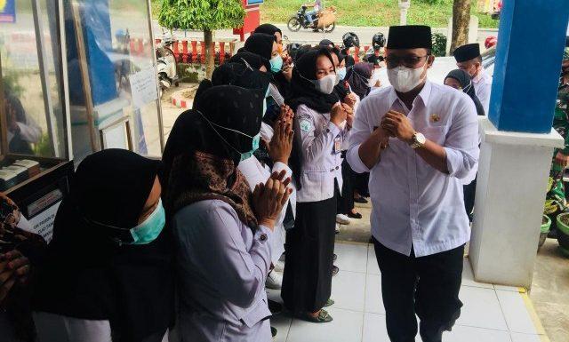 Program Bupati-Wabup Lamteng Ngantor di Kecamatan Dimulai Usai Lebaran
