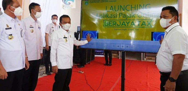 Launching Aplikasi Berjaya Tax, Permudah WP Bayar Pajak