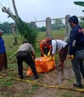 Mayat Anonim Perempuan Ditemukan di Dalam Sumur Tua Kampung Tanjungratu