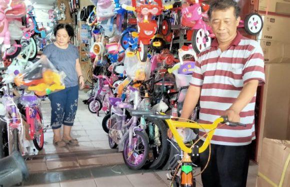 Libur Sekolah Tiba, PD Semangat Bandarjaya Beri Bandrol Murah Sepeda BMX