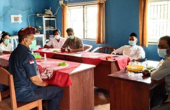 Komang Koheri; Tingkatkan Jiwa Sosial di Tengah Pandemi
