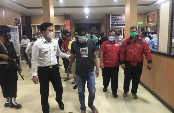 Berantas Peredaran Gelap, 19 Narapidana Narkoba Dipindah ke Nusa Kambangan