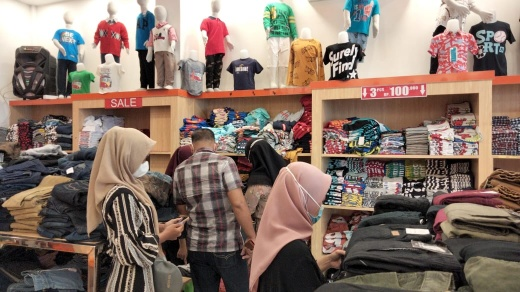 Hadir di Bandarjaya, Yuk Buru Promo Pakaian Anak di Citra Kids Factory
