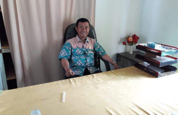 H. Darmansyah Imbau Staf Pasang Kunci Ganda Antisipasi Curanmor