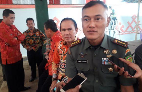 Danrem Pastikan Pengawalan dan Pengamanan Presiden Jokowi Siap