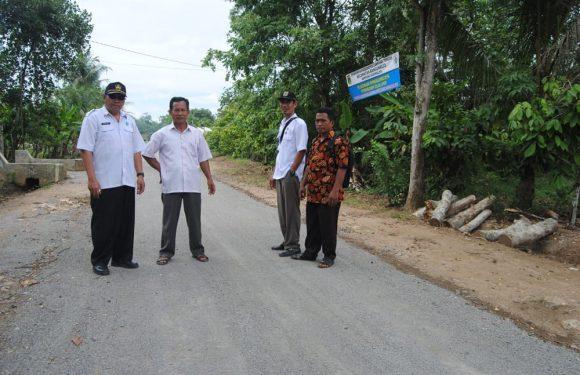 Diakhir Jabatan Sawal Bangun Kampung Dengan ADD