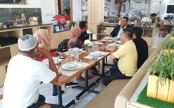PWI Lampung Tengah Sinergikan Program Kerja Dengan Revive Hotel