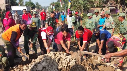 Loekman Gotong Royong di Kalirejo