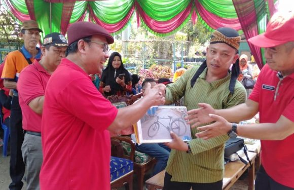 KWT Bina Pertani II Liman Benawi Diresmikan, Gelar Lomba Sadar Lingkungan