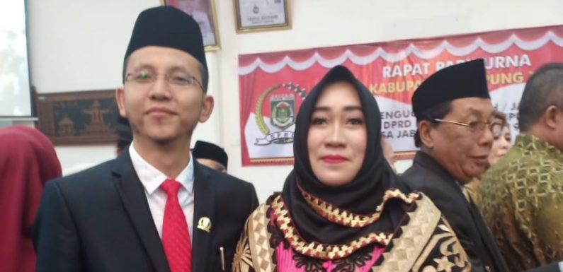 Agus Triono Siap Menjaga Amanah sebagai Wakil Rakyat