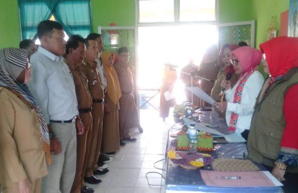 SMPN 1 Punggur Jadi Pioner di Lamteng Terapkan Sekolah Ramah Anak
