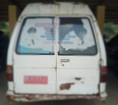 Ambulance Puskesmas Bangunrejo Dipakai Untuk Angkut Sapi Curian