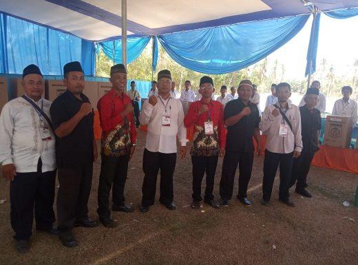 Panitia Kampung Sendangayu Sukses Gelar Pilkakam