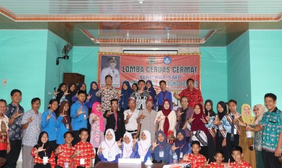 Disdikbud Lamteng Gelar Lomba Cerdas Cermat Bahasa Lampung