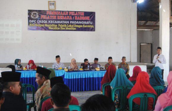 Lasqi Padangratu diharapkan Membangun Mentalitas Pelatih Lokal