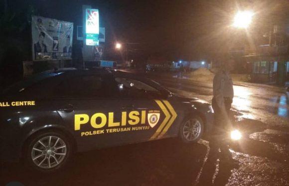 Polisi Tangkap Pelaku Curas, TKP Kampung  Gunung Agung