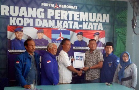 Delapan Bakal Calon Ambil Formulir Pendaftaran di Partai Demokrat Lamteng