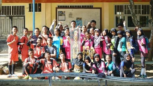 21 Sekolah SMP Ikuti Festival SMKN 1 Seputihagung 2020
