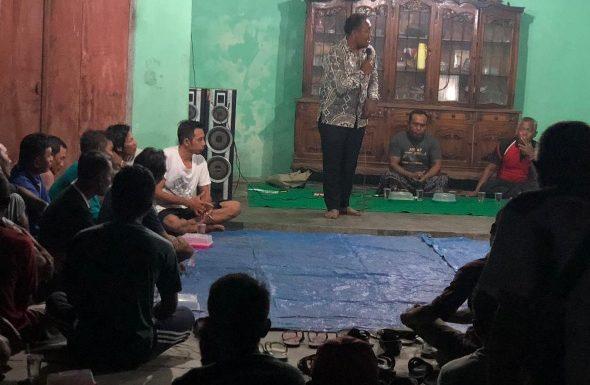 Reses di Dharma Agung, Wayan Eka: Jangan Sampai, Masyarakat Mengeluh Ada Pustu Busuk
