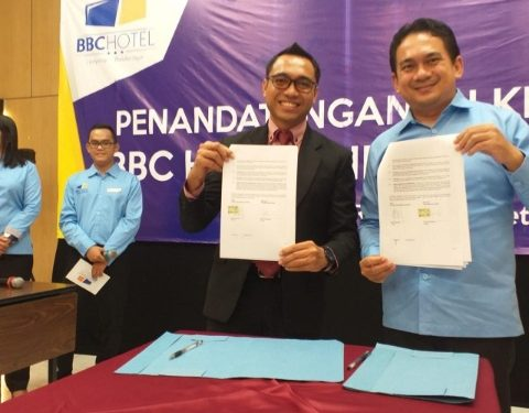 Ciptakan Pendidikan Pariwisata, BBC Hotel Teken MoU dengan IDeA Indonesia
