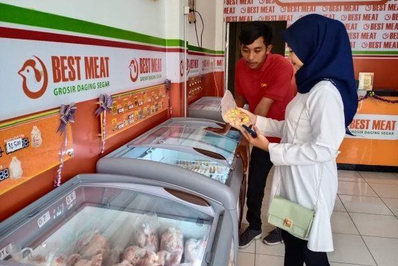 Best Meat Grosir Daging Segar Hadir di Bandarjaya