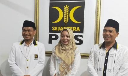"PKS Dikabarkan Rekom Nessy, Internal Partai Dorong Anton Robbani Jadi ""Pendamping"""
