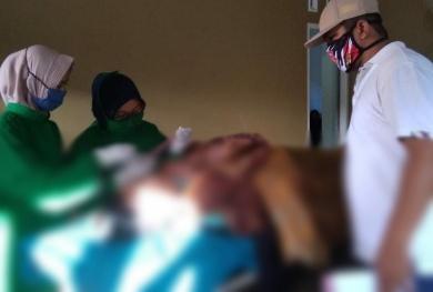 Obat Sakit Habis, Warga Buminabung Gantung Diri di Kandang Kambing