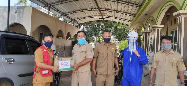 Jangkau Penerima Manfaat Tertinggi di Lampung,   PMI Lamteng Butuh Kendaraan Operasional