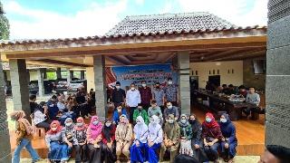 Abdulah Surajaya Sosialisasikan Pembinaan Ideologi Pancasila dan Wawasan Kebangsaan