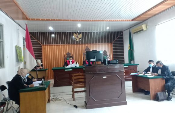 Mantan GM PT GMP Jimmy Goh Mahsun Jalanin Sidang Perdana, dugaan kasus Penggelapan Rp 442 M