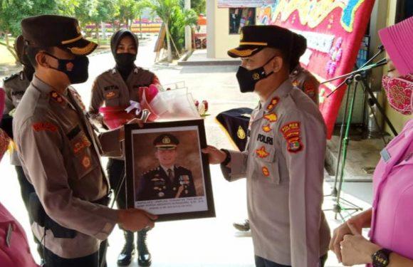 AKBP Wawan Setiawan Pimpin Polres Lampung Tengah