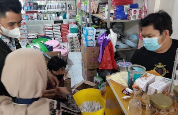 Anniversary 1 Tahun Ratu Shopping Bandarjaya GO Gerai Kosmetik dan Bagikan Door Prize