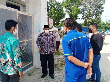Sumarsono Hibahkan Bilik Sauna Rempah Nusantara untuk Para Nakes di RSUD Demang