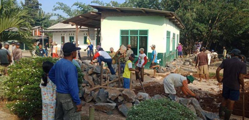 Pembangunan TPQ Baiturrohim Kelurahan Simbarwaringin Butuh Uluran Tangan Donatur