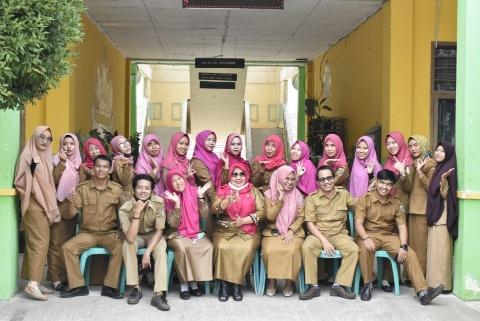 Guru SMAN 3 Menggala Tulangbawang Siap Jadi Tenaga Pendidik SILN di Malaysia