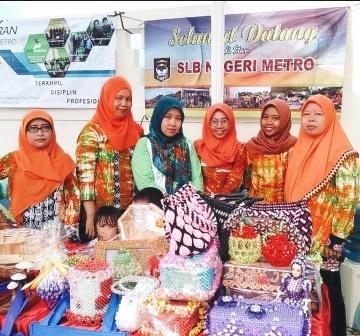Lolos Jadi Tenaga Pendidik SILN di Malaysia, Guru SLB Negeri Metro Akan Terapkan Pendidikan Cinta Tanah Air