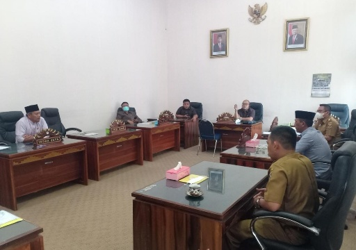 Usai RDP, Komisi III, Kadis PMK dan Inspektorat Turun ke Sri Waylangsep