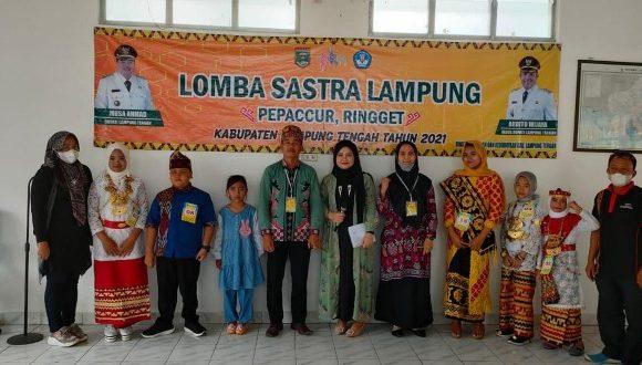 Hari Kedua, PKD Lamteng Digelar Lomba Sastra Daerah dan Egrang Batok Kelapa